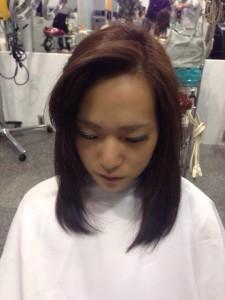 中村アン 髪型 やり方 巻き方 私服