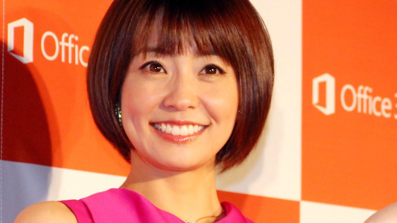 笑顔が可愛い小林麻耶