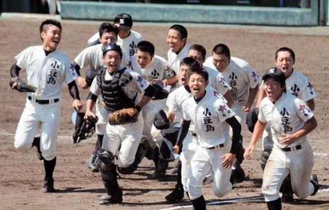 小豆島高校野球部が甲子園!メンバーの髪型は長髪!選手宣誓をやる!