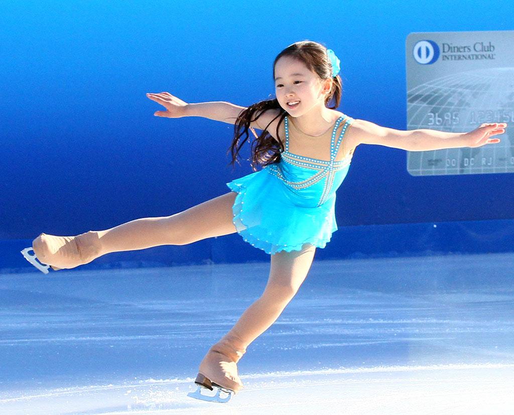 本田望結 妹 フルーチェ ダウン症 姉 真帆 スケート スケート 全国大会 結果