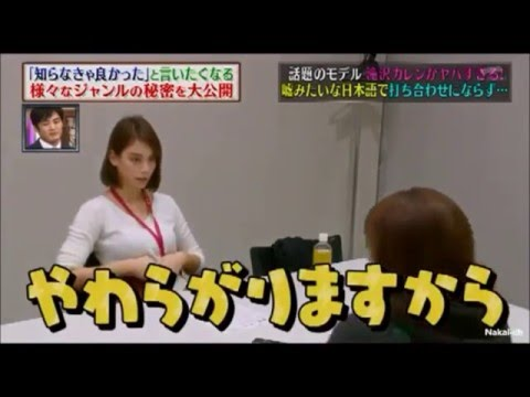 滝沢カレン 障害 日本語 わざと イライラ 嫌い