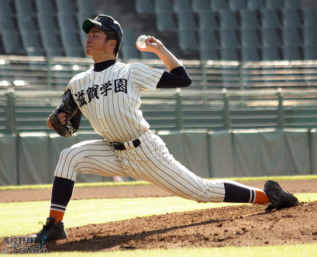 滋賀学園にサングラス選手!神村や馬越に注目!野球部で喫煙事件!