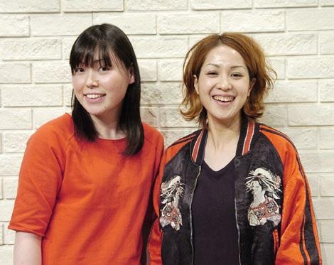 尼神インターの誠子の双子の妹がめっちゃかわいい!渚は元大工!
