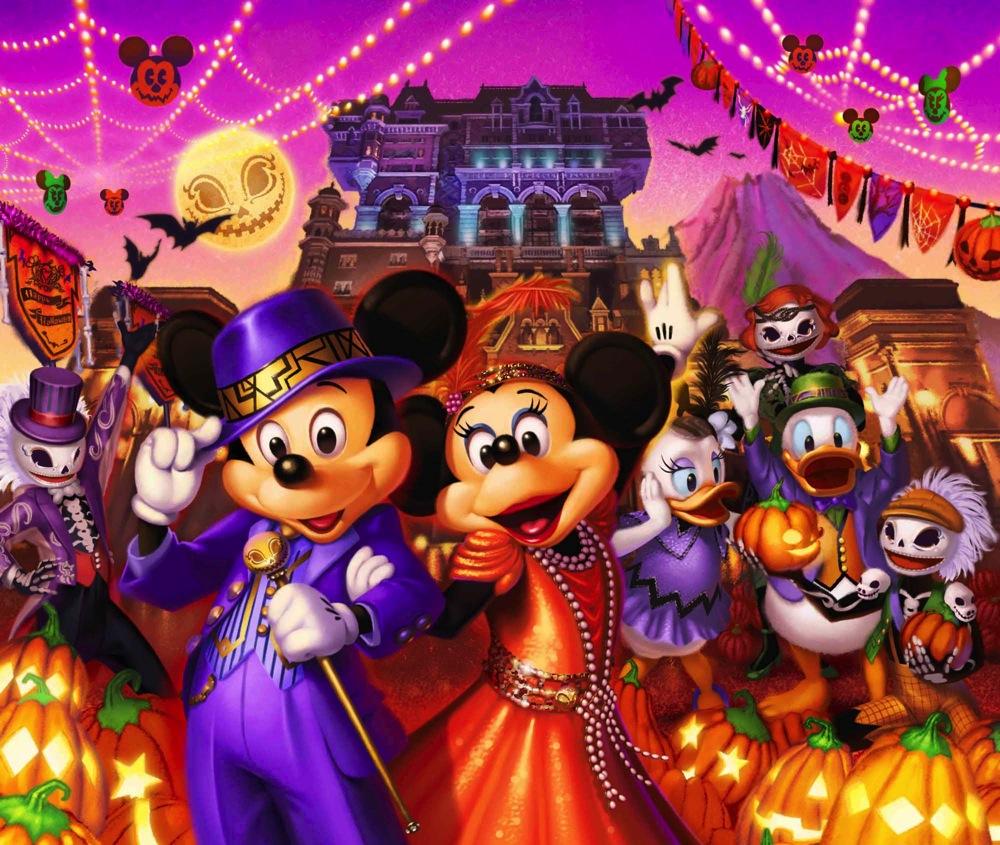 ハロウィンのディズニー仮装やメイクで気を付けるべき4つの掟!