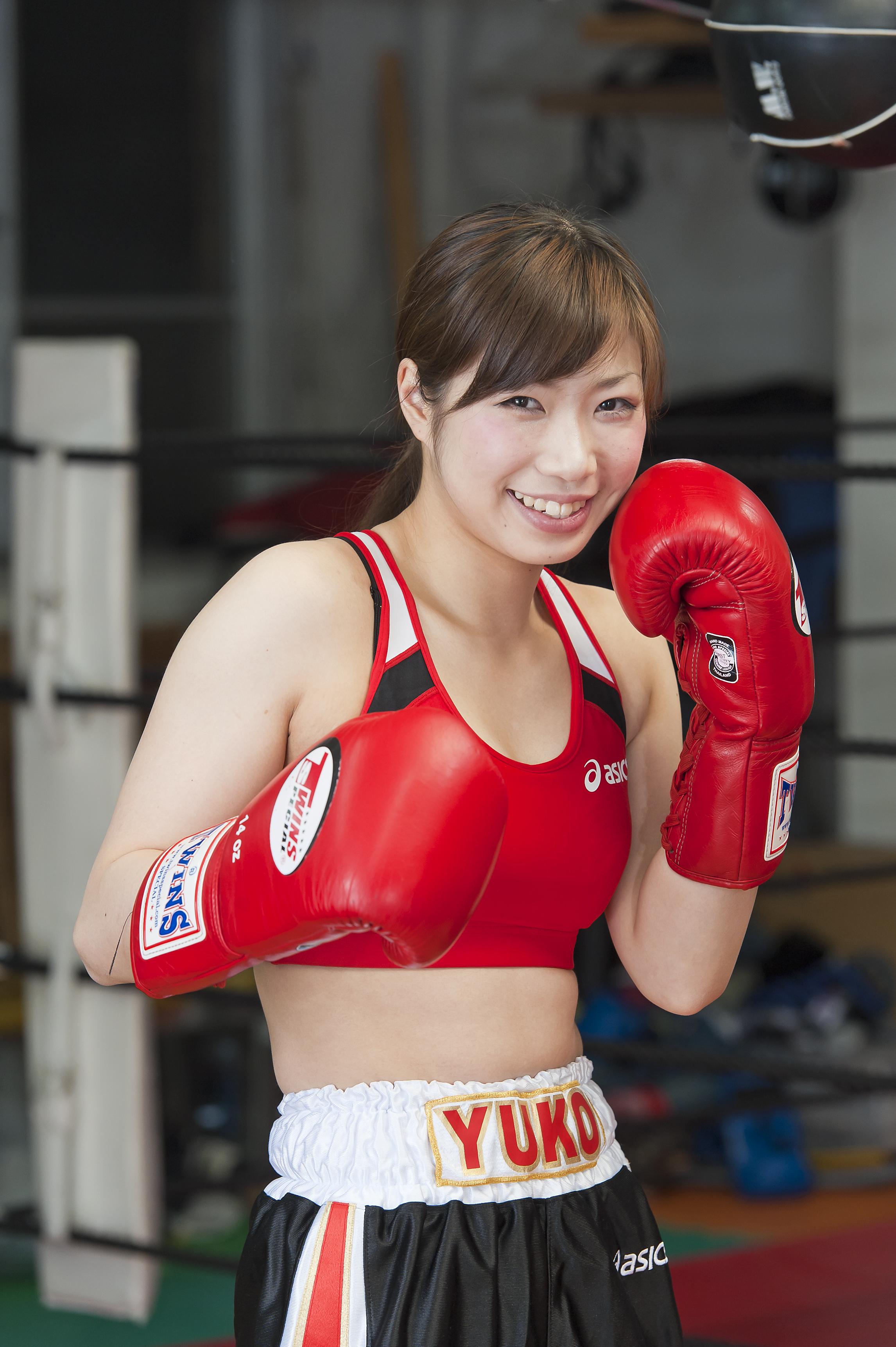 黒木優子は美女ボクサー!ボコボコにされ顔面崩壊!彼氏はいる?
