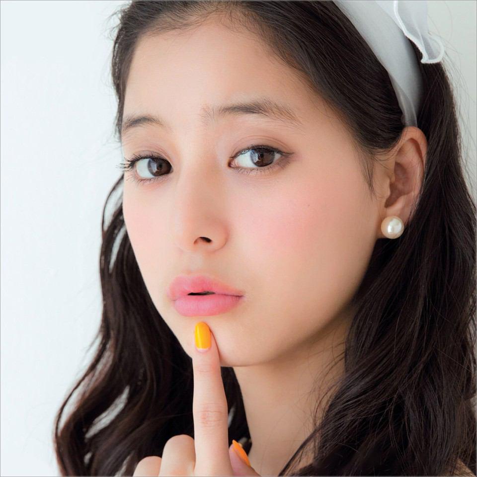 新木優子,大学,水着,ハーフ,韓国,cm