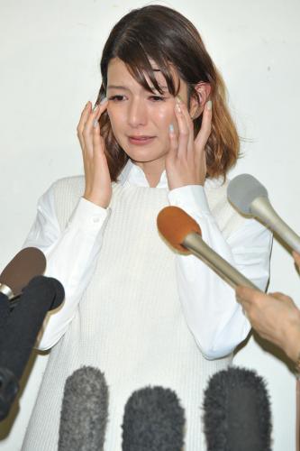 スザンヌ,逮捕,離婚 原因 理由,旦那 亡くなる 斉藤和巳