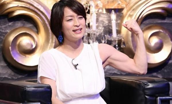 水野裕子は性同一性障害?イケメンで筋肉がすごい!結婚願望あり!