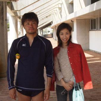 渋井陽子,太りすぎ,下品,末續慎吾,結婚