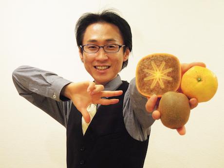 中野瑞樹はフルーツしか食べない!果物だけでも肌がきれい!