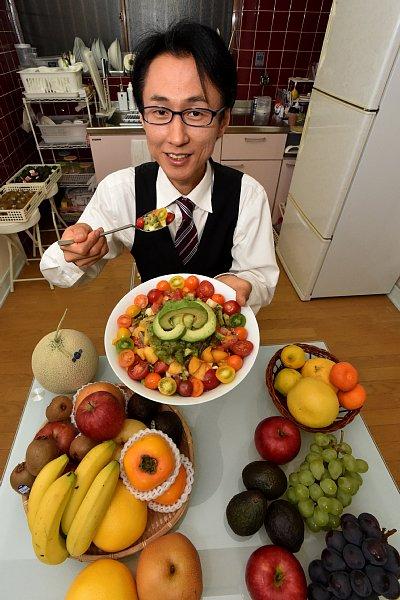 中野瑞樹,フルーツ,果物,肌,東大,京大,マツコ