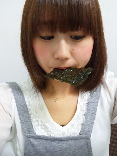 小林香菜さんのあご