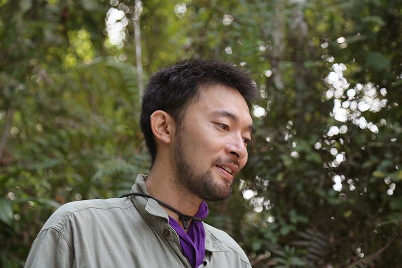 松田一希,経歴,霊長類学者,テングザル 論文
