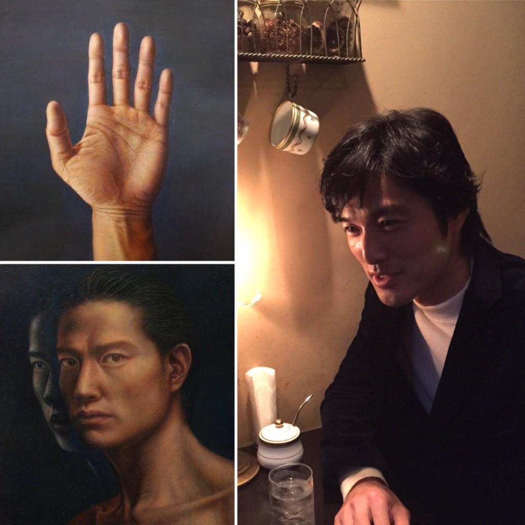 池田努,要潤 兄弟 似てる,個展 絵,事故,結婚