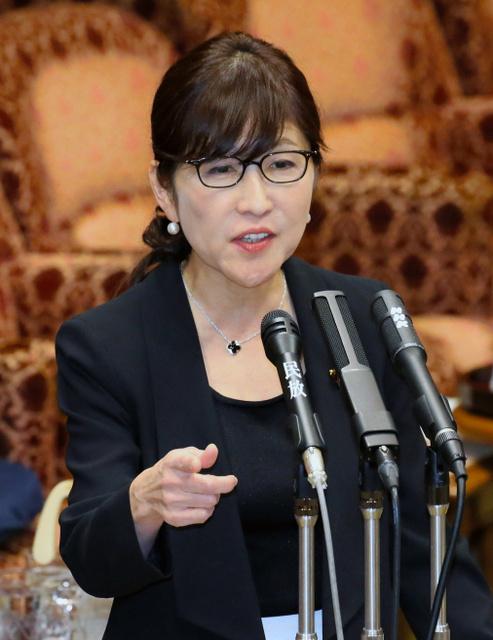 稲田朋美の問題点をわかりやすく解説!若い頃がかわいい!網タイツが注目される!